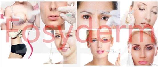 Cross Linked Sodium Hyaluronic Acid Nose Filler Injectable 2ml CE Certificate 10