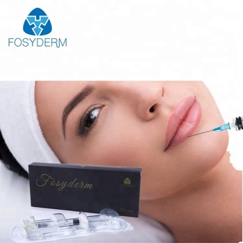 2ml Syringe Deep Hyaluronic Acid Filler Injections For Face Skin Care