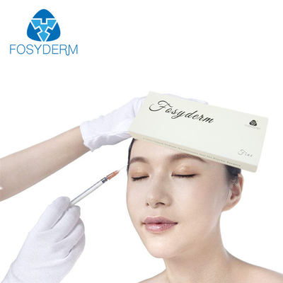 HA Dermal Filler Injection 2ml For Lip Enhancement / Facial Wrinkle Treatments supplier