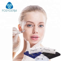 Cross Linked Sodium Hyaluronic Acid Gel Fillers For Anti Aging Injection supplier