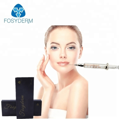 Eco Friendly 1ml Hyaluronic Acid Facial Filler , Injection Face Wrinkle Filler supplier