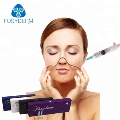 Pure Hyaluronic Acid Gel Filler Lidocaine for Nose Enhancement Injection 1ml supplier