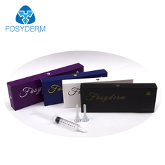 Deep Cross Linked Injectable Hyaluronic Acid Facial Filler For Wrinkle Treatments 1ml supplier