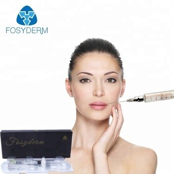 Hyaluronic Acid Lip Injections Fillers 1ml For Lips Filling CE ISO Certification supplier