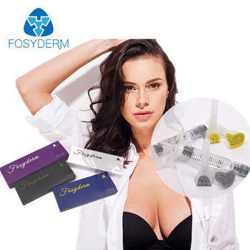 Cross Linked Hyaluronic Acid Dermal Filler For Breast Enlargement Injections 20ml supplier