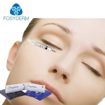 Hyaluronic Acid Injectable Dermal Filler For Nose Enhancement Natural Looking supplier
