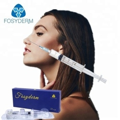 Semi Permanent HA Deep Injectable Dermal Filler 1ml For Face Wrinkle Remove supplier