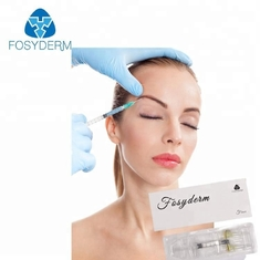 Beauty Products 1ml Sodium Hyaluronate Gel Injection Dermal Filler For Skin Care supplier