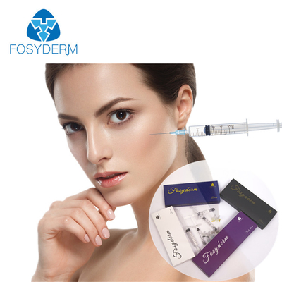 Facial Care Injectable Dermal Filler 1ml , Hyaluronic Acid Filler Injections supplier