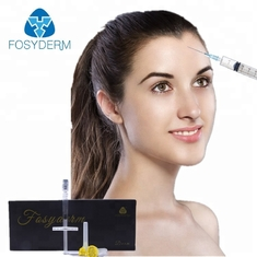 1ml Deep HA Cross Linked Dermal Filler For Face Injection CE ISO Approval supplier
