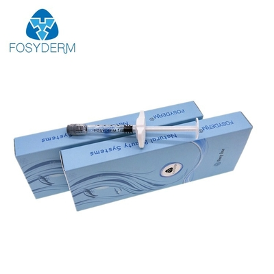 Fosyderm 1ml Hyaluronic Acid Lip Injections Derm Line Facial Fillers Lip Enhancement supplier