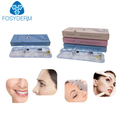Fosyderm Injectable Dermal Filler Lift Age Reducing Treatment