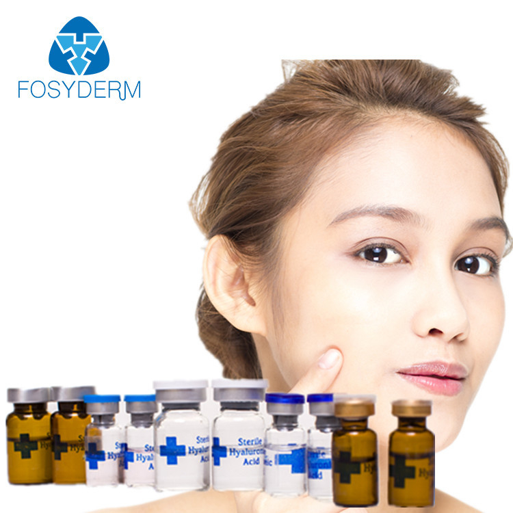 China Hyaluronic Acid Mesotherapy Serum 2.5ml Injections For Face Wrinkles factory