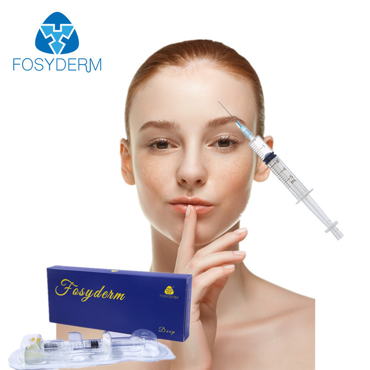 China Hyaluronic Acid Injectable Dermal Filler 1ml For Facial Care Fast Shipping factory