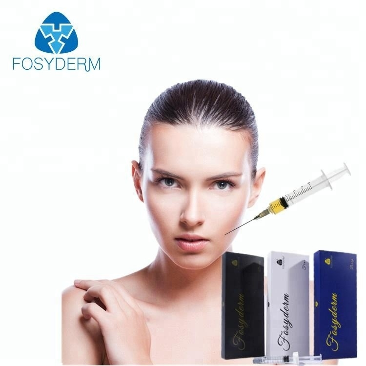 China Cross Linked Sodium Hyaluronic Acid Gel Fillers For Anti Aging Injection factory
