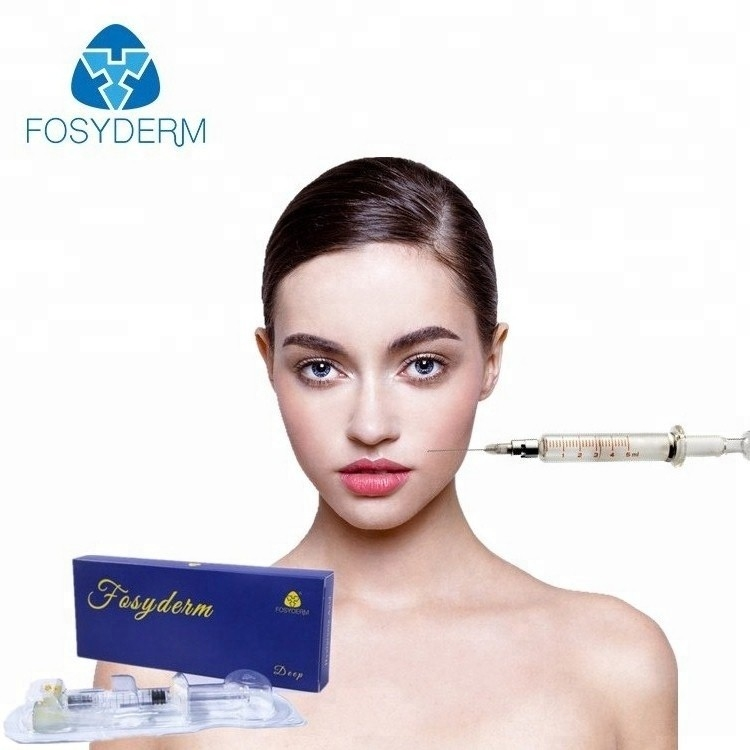 Personal Skin Care Hyaluronic Acid Filler Injections Gel For Face Use 2ml supplier