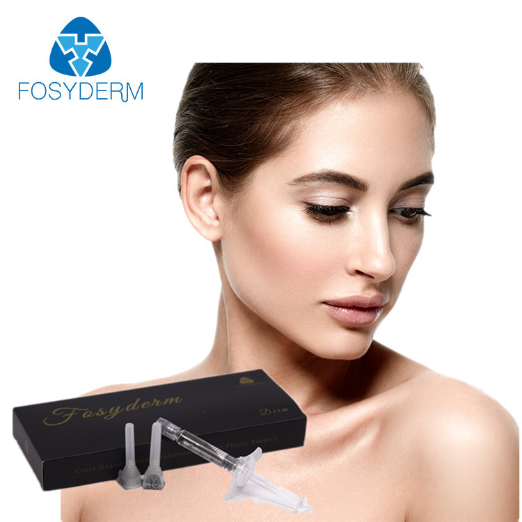 Cross Linked Hyaluronic Acid Lip Injections Fillers Liquid Gel Natrual Looking supplier