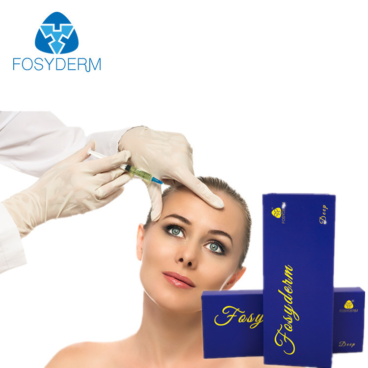 China Cross Linked Hyaluronic Acid Skin Injections Dermal Filler Improving Appearances factory