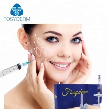 China 2.0ml Fine Medical Sodium Hyaluronate Gel Dermal Fillers Face Injection factory