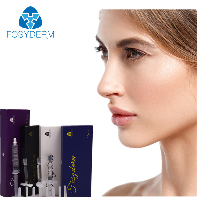 China CE ISO Hyaluronic Acid Wrinkle Fillers , Injectable Fillers For The Face 2ml factory