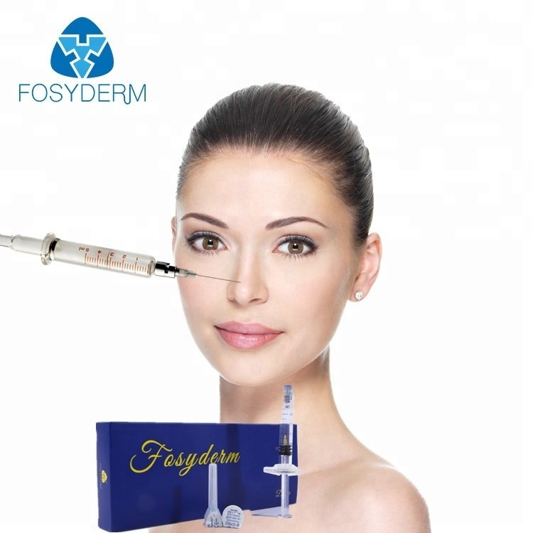 China Healthy 2ml HA Dermal Filler with Lidocaine For Nose Up Long Lasting factory