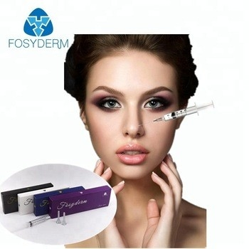 Hyaluronic Acid Gel Lidocain Filler 2ml For Facial Treatments Beauty Use