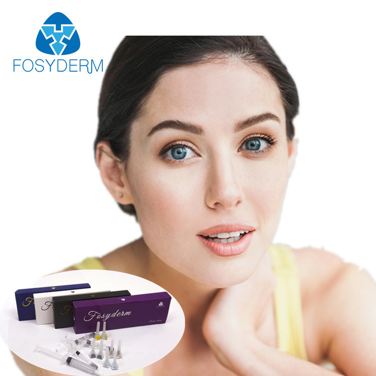 China Safety 2ml Hyaluronic Acid Dermal Fillers For Wrinkles Anti Aging CE Certificate factory