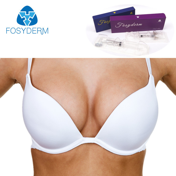 China 20ml Hyaluronic Acid Breast Filler , Injection Dermal Fillers Breast Enhancement factory