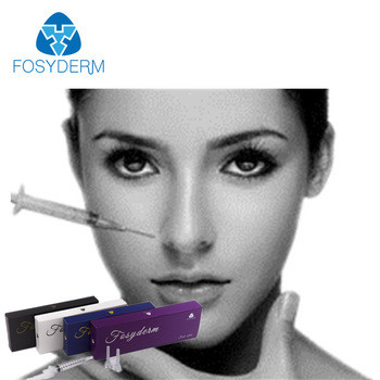 Cross Linked Sodium Hyaluronic Acid Nose Filler Injectable 2ml CE Certificate