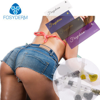 China Hyaluronic Acid Buttock Injections Dermal Filler 10ml For Buttocks Enlargement factory