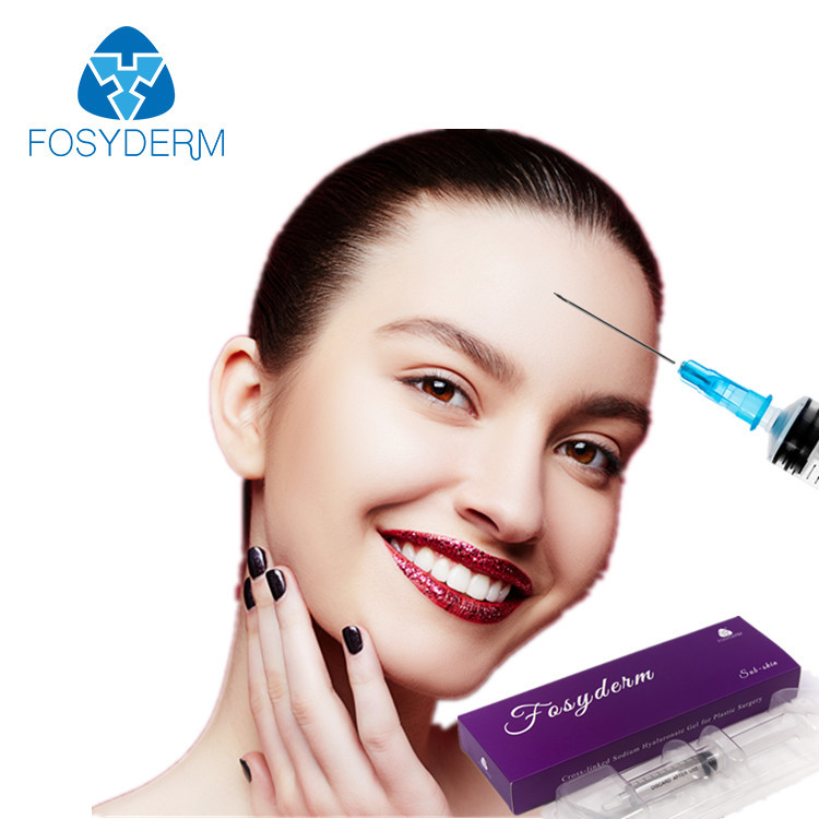 China Effective Hyaluronic Acid Injectable Dermal Fillers 1ml For Extract Skin Whitening factory