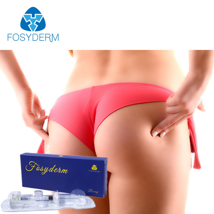 China Hyaluronic Acid Dermal Filler Injections For Bigger Buttocks 20ml No Side Effect factory