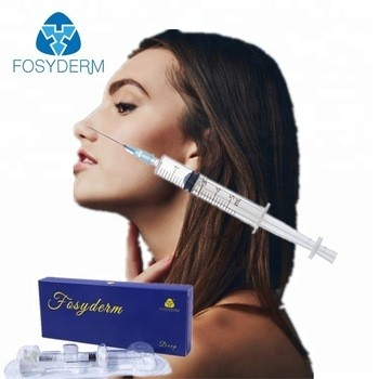China Semi Permanent HA Deep Injectable Dermal Filler 1ml For Face Wrinkle Remove factory