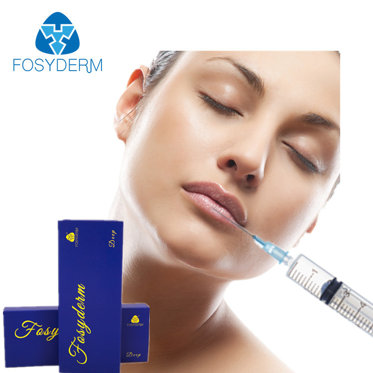 Skin Care Derm Deep Dermal Lip Fillers With Syringe Hyaluronic Acid  Injection