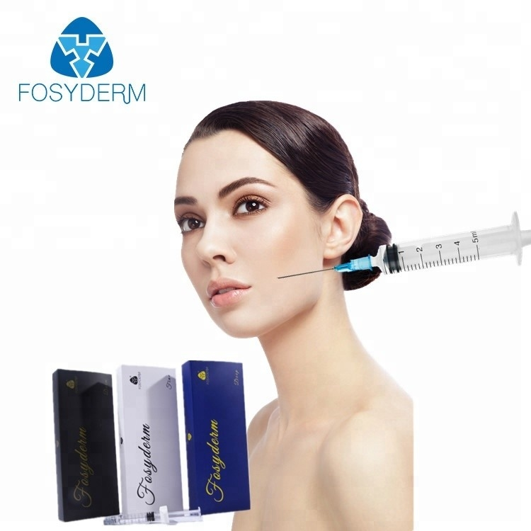 China 2ml Hyaluronic Acid Filler For Forehead Wrinkles , Dermal Injectable Wrinkle Fillers factory