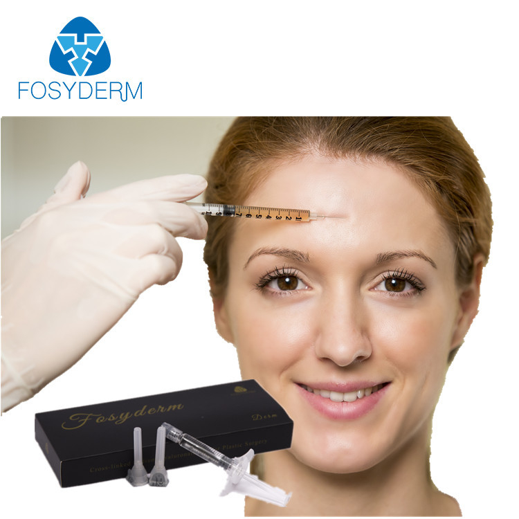 China Skin Care Hyaluronic Acid Injectable Dermal Filler for Anti Wrinkle 2ml CE ISO factory