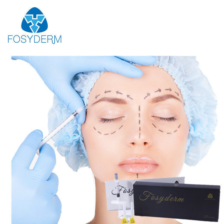 2ml Cross Linked Hyaluronic Acid Dermal Fillers for Reshape Facial Contour