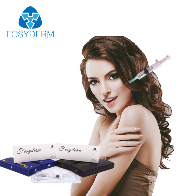 ISO Certified Hyaluronic Acid Dermal Filler , HA Dermal Fillers Facial Beauty