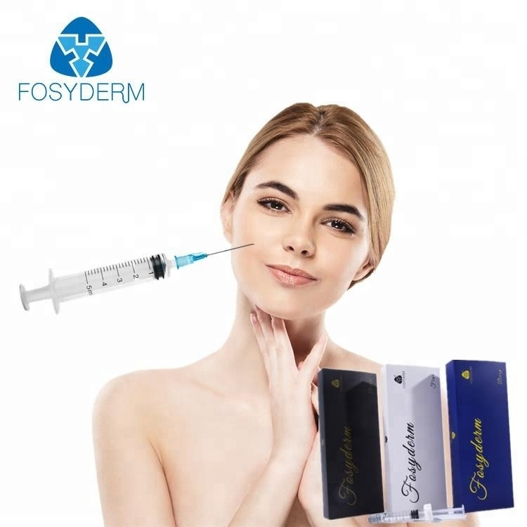 Female Care Hyaluronic Acid Facial Filler For Chin Augmentation Long Lasting