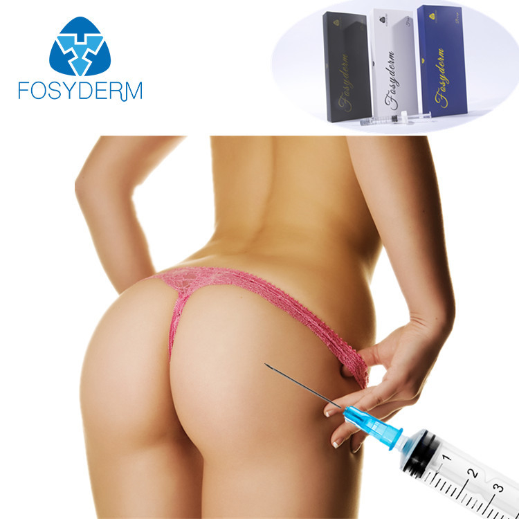 China Injection Dermal Fillers For Buttocks , Non Surgical Buttock Augmentation Fillers factory