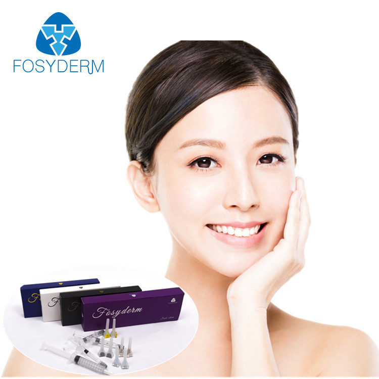 China 1ml Hyaluronic Acid Injectable Dermal Filler for Remove Crow's Feet factory