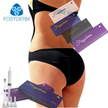 Korea HA Dermal Fillers For Buttocks , 10ml Butt Lifting Injectable Hyaluronic Acid Gel