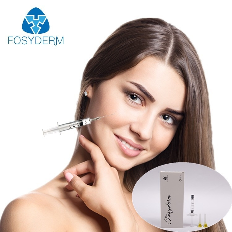 China Korea Injection Lidocaine Hyaluronic Acid Wrinkle Fillers For Deep Wrinkles 2ml factory