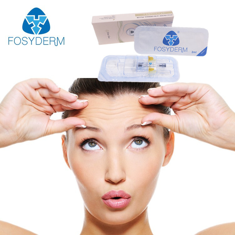 1ml Injectable Hyaluronic Acid Dermal Filler , HA Dermal Fillers For Fine Wrinkles supplier