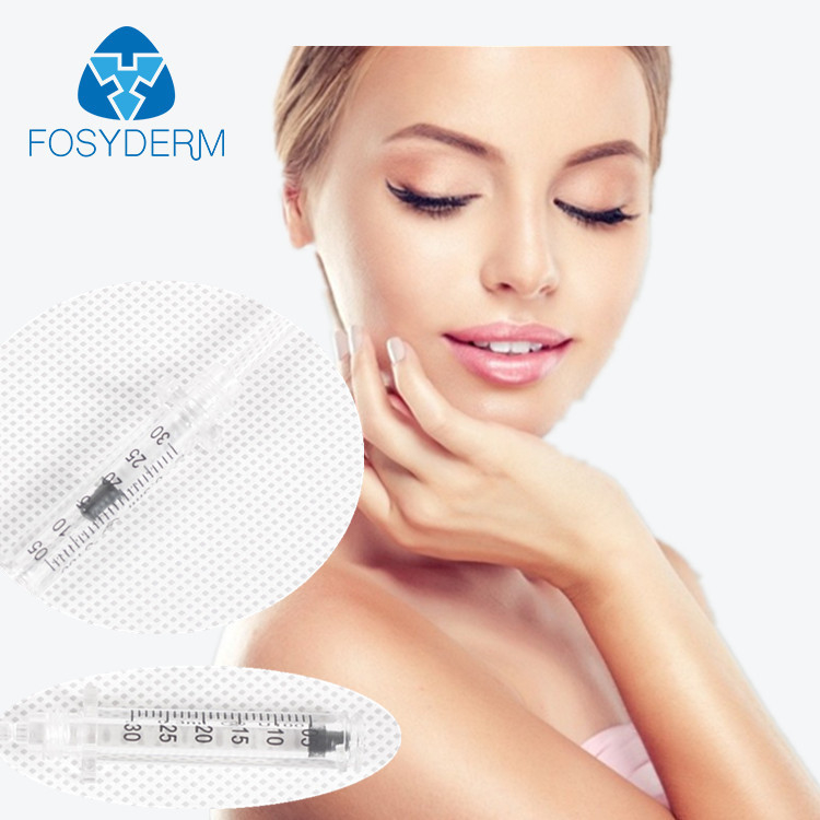 China Fosyderm Beauty Care Equipment Hyaluron Pen Ampoule For Hyaluronic Acid Pen 0.3 Ml factory