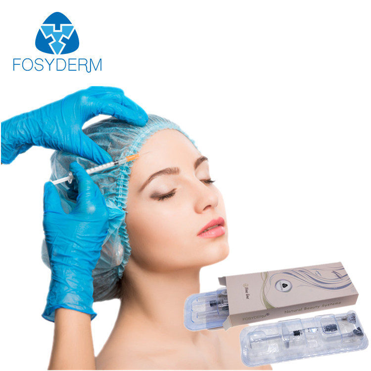 Fosyderm 1ml Fine Line Hyaluronic Acid Dermal Filler Injectable For Anti Wrinkles supplier