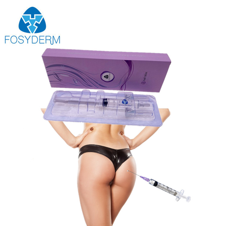 Healthy 10ml / 20ml Ha Filler Injection For Buttock And Breast Enhancement