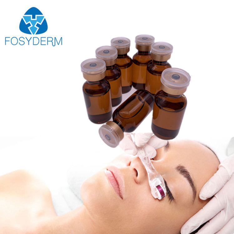 Meso Serum Hyaluronic Acid Mesotherapy Solutions For Skin Care 5ml / Vial
