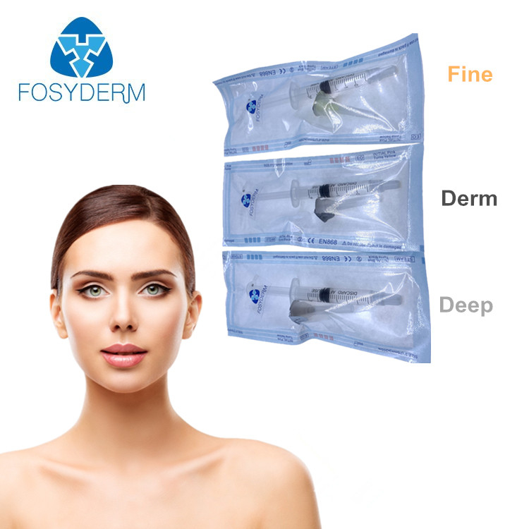 Fosyderm 2ml Syringed HA Dermal Filler For Pen