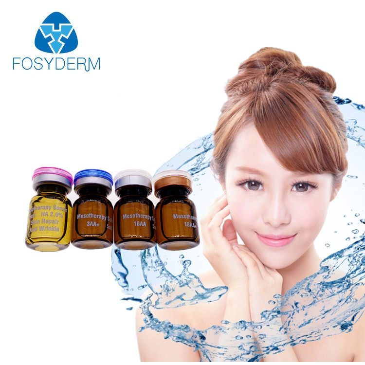 Meso Hyaluronic Acid Skin Care Facial Serum Whitening Moisturizing